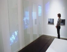 between looking right (when remembering) and looking left (when creating), 2001